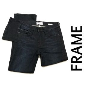Frame Le Crop Mini Boot Size 26